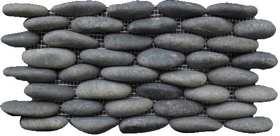 Pebble Series Vertical Pebble Sheets Stoneconceptsoz
